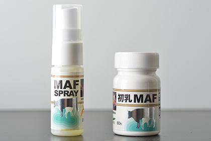 健康補助食品 初乳MAF